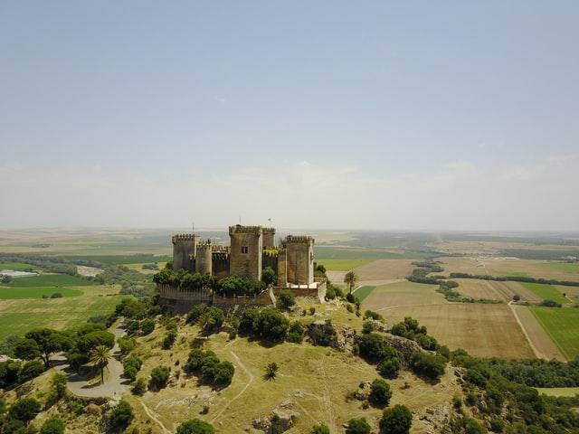 Visit Iznajar Castle